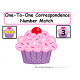 Cupcake Number Activity