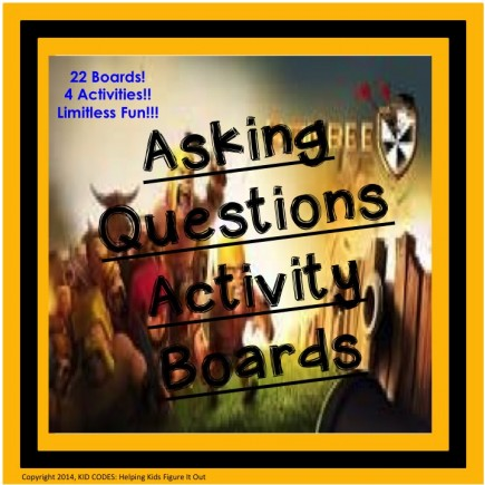 Asking Questions Activity Boards(2)