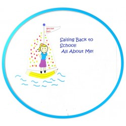 Welcome Back!  Sailing Back to School!  All About Me!