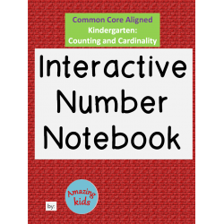 Interactive Number Notebook 0-20