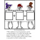TOUCH and COUNT MATH – Halloween Addition Using Touch Math Strategies
