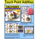 TOUCH POINT Addition To 18 TASK CARDS OLYMPICS Theme TASK BOX FILLER for Autism and Special Education