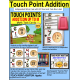 "TOUCH POINT Addition To 18 TASK CARDS APPLE Theme ""Task Box Filler"" for Autism"