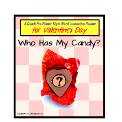 "Valentine's Day ""WH"" Interactive Book"
