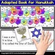 Adapted Book HANUKKAH