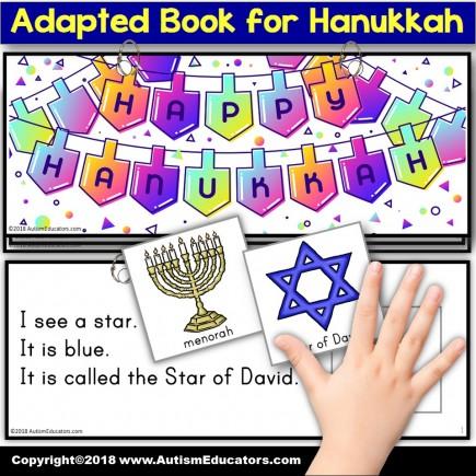 Adapted Book HANUKKAH