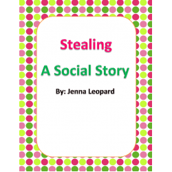 Stealing~ A Social Story
