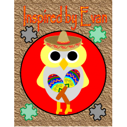 Owls and Cinco De Mayo Signs for Autism