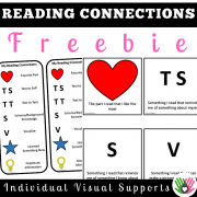 Making Reading Connections || Visuals