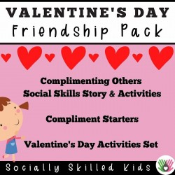 Valentine's Day Friendship Pack