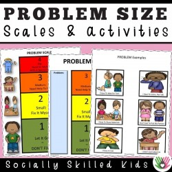 Problem Size Scales and Activities {18 Differentiated Scales}