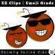 Emoji Grads | EZ Clips
