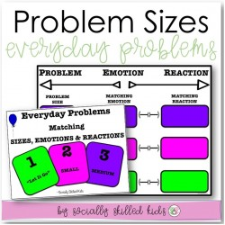 Problem Sizes  | Matching Emotions To Reactions