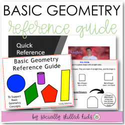 GEOMETRY | Basic Reference Guide