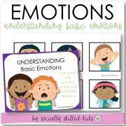 Basic Emotions | Games, Activity & Posters