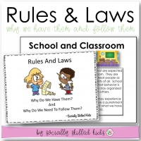 Rules and Laws | Why We Have Them And Follow Them