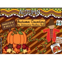 Autumn Counting: An Interactive Reading Book