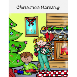 FREE Christmas Morning Rhyme and Activities