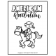 American Revolution Flashcards, Matching and Worksheets
