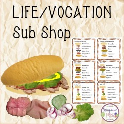 Life/Vocational Skill Making Subs