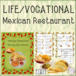 LIFE/VOCATIONAL Mexican Restaurant