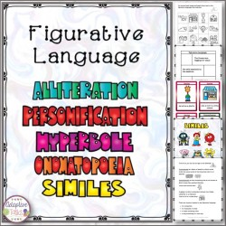 Figurative Language Set