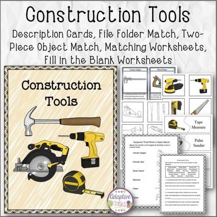 Construction Tools Bundle