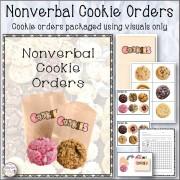 Nonverbal Cookie Orders