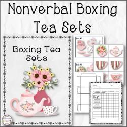 Nonverbal Boxing Tea Sets