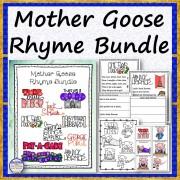 Mother Goose Rhyme Bundle