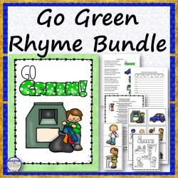 Go Green Rhyme Bundle