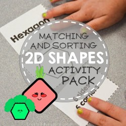 2D Shapes: Matching and Sorting