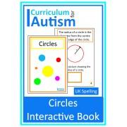 Circles Interactive Book - UK Version