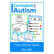 Fine Motor Skills mini BUNDLE