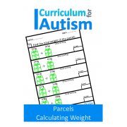 Calculating Metric Weight, Measurement Review Worksheets