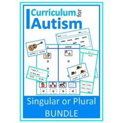 Singular or Plural DISCOUNTED BUNDLE