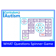WHAT Questions Game