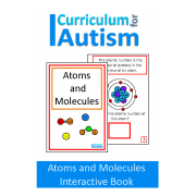 Atoms and Molecules Interactive Adapted Science Book