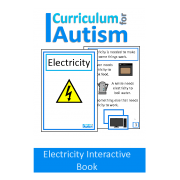 Electricity Interactive Adapted Science Book