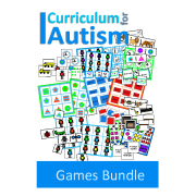 Social Skills Turn Taking Games Bundle- 20 Games