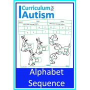 Alphabet Sequence Worksheets