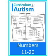 Number Recognition 11-20