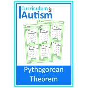 Middle School Math Pythagorean Theorem Worksheets