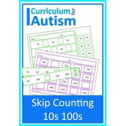 Skip Counting in 10s & 100s