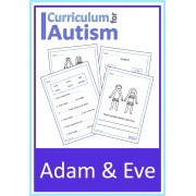 Adam & Eve Worksheets Pack