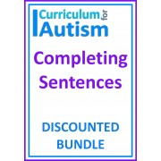 Complete The Sentences Discounted Bundle