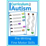 Fine Motor Pre- Writing Write & Wipe