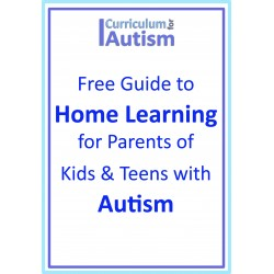 FREE Home Learning Guide for Autism Parents