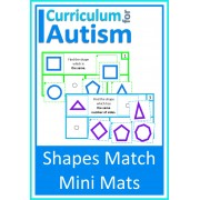 Shapes Matching Mats