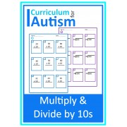 Multiply & Divide by 10s Worksheets